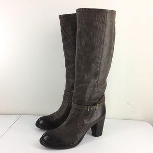 Alberto Fermani Knee High Tall boots 39.5 9 9.5